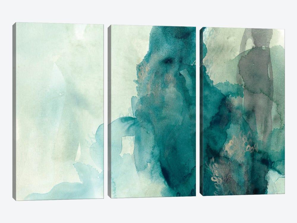Hydro II by June Erica Vess 3-piece Canvas Artwork
