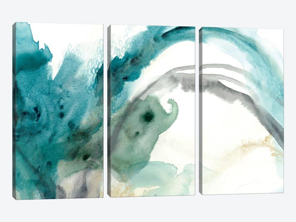 Hydro III by June Erica Vess 3-piece Art Print