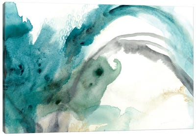 Hydro III Canvas Art Print