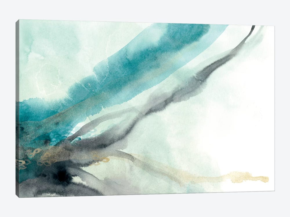 Hydro IV by June Erica Vess 1-piece Canvas Art