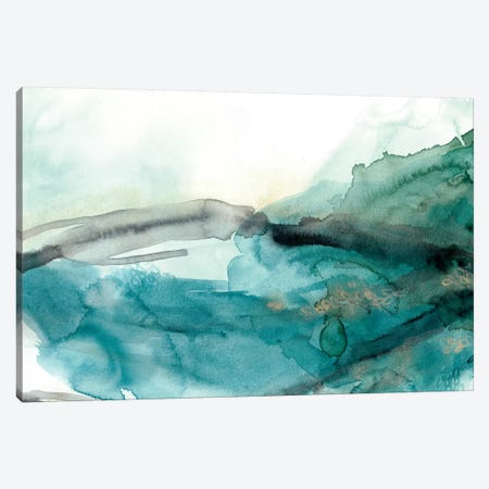 Hydro V Canvas Print #VES110} by June Erica Vess Canvas Art