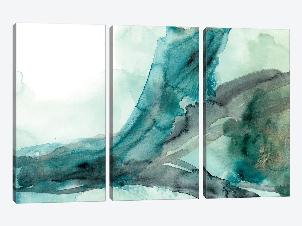 Hydro VI by June Erica Vess 3-piece Canvas Print