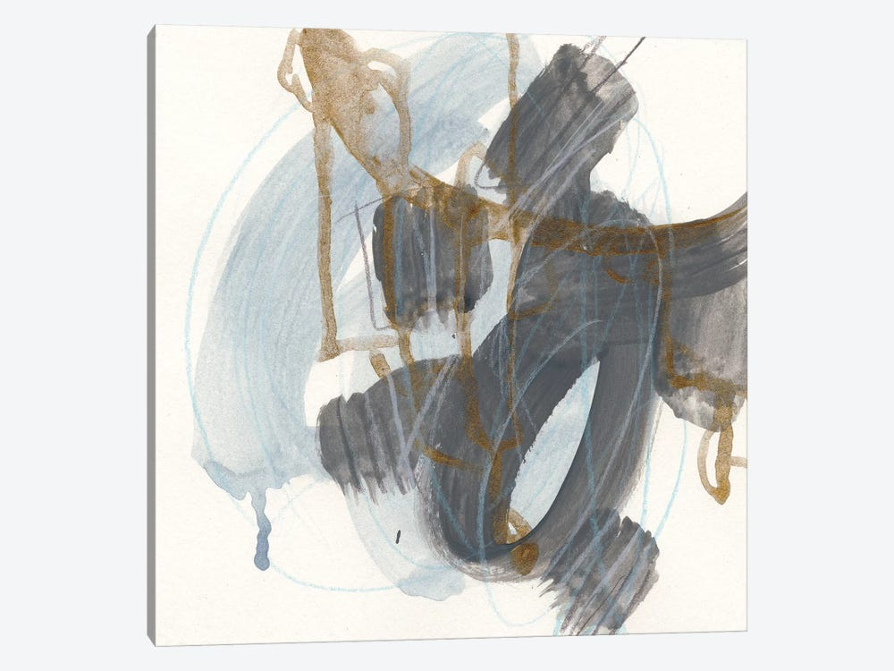 Inference III by June Erica Vess 1-piece Canvas Art