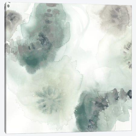Lily Pad Watercolor I Canvas Print #VES123} by June Erica Vess Art Print