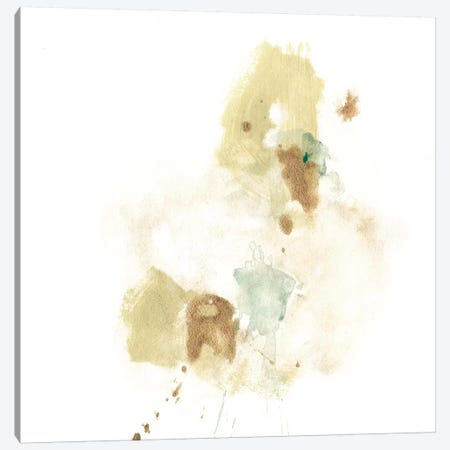 Liquid Echo II Canvas Print #VES126} by June Erica Vess Canvas Art