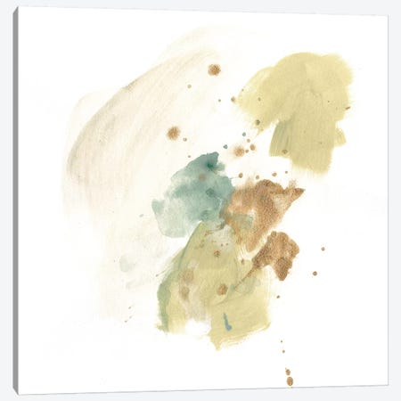 Liquid Echo III Canvas Print #VES127} by June Erica Vess Canvas Art