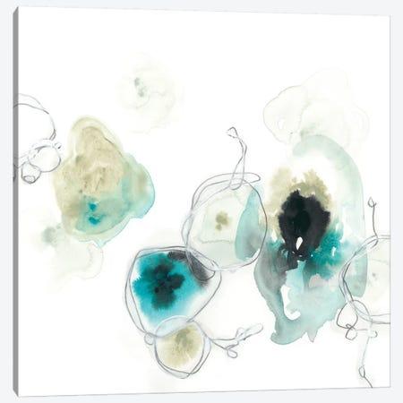 Microcosm I Canvas Print #VES132} by June Erica Vess Canvas Art