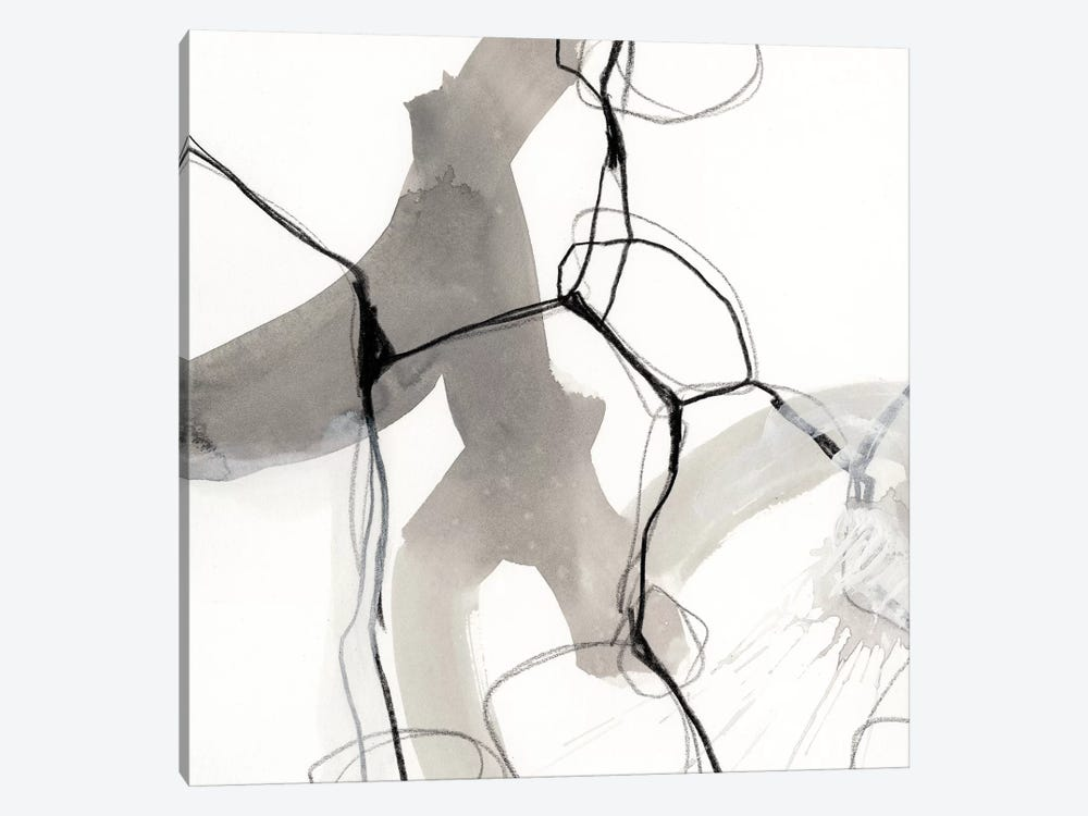 Modulate I by June Erica Vess 1-piece Canvas Artwork