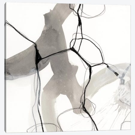 Modulate I Canvas Print #VES136} by June Erica Vess Canvas Art Print