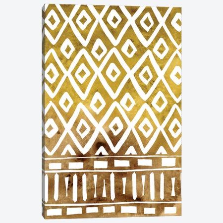 Mud Cloth Motif II Canvas Print #VES148} by June Erica Vess Canvas Print