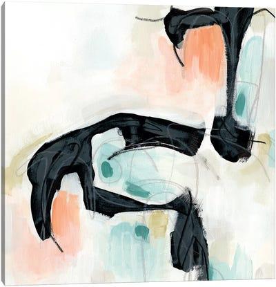 Pastel Horizon II Canvas Print #VES150