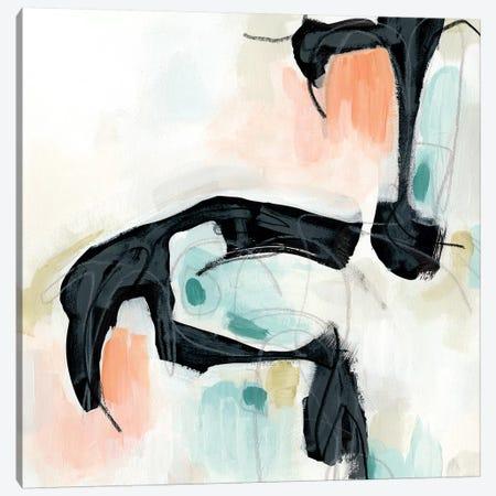 Pastel Horizon II Canvas Print #VES150} by June Erica Vess Canvas Wall Art