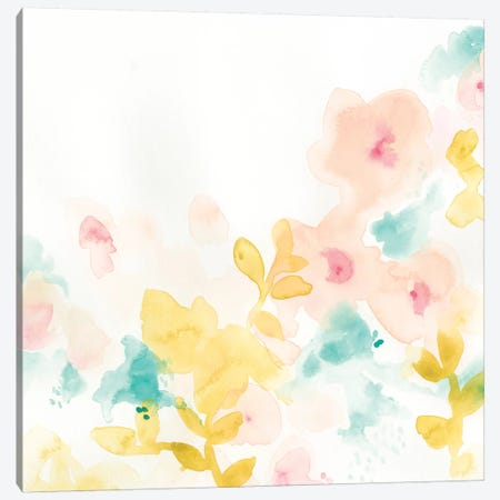 Petal Field I Canvas Print #VES153} by June Erica Vess Canvas Wall Art