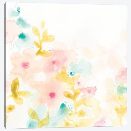 Petal Field II 3-Piece Canvas #VES154} by June Erica Vess Art Print