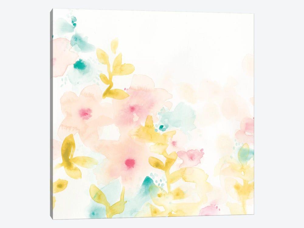 Petal Field II by June Erica Vess 1-piece Canvas Artwork