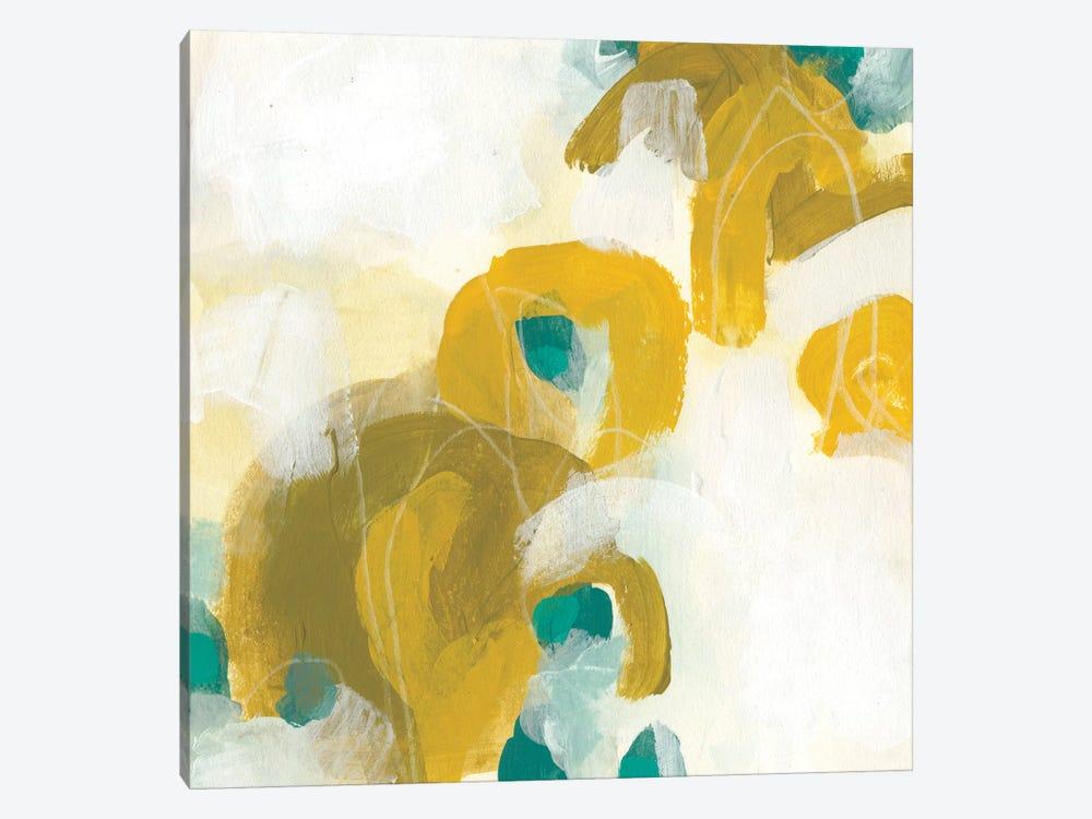 Pivot II by June Erica Vess 1-piece Canvas Wall Art