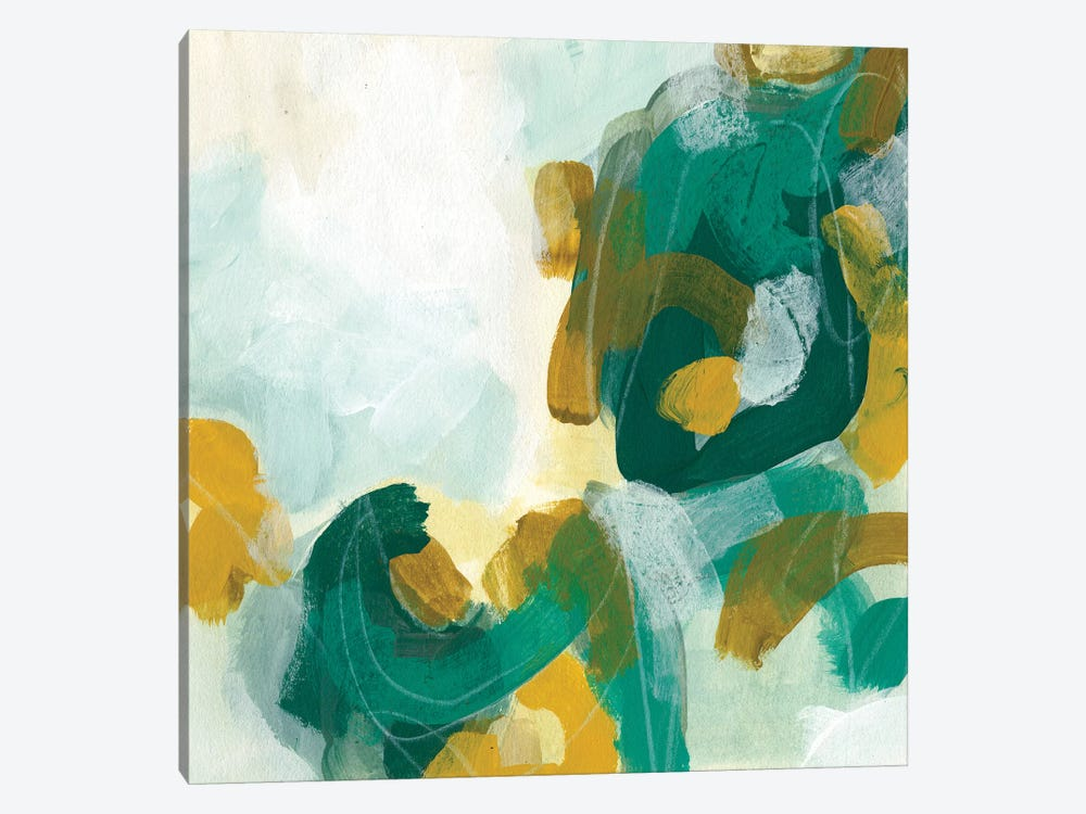 Pivot IV by June Erica Vess 1-piece Canvas Art