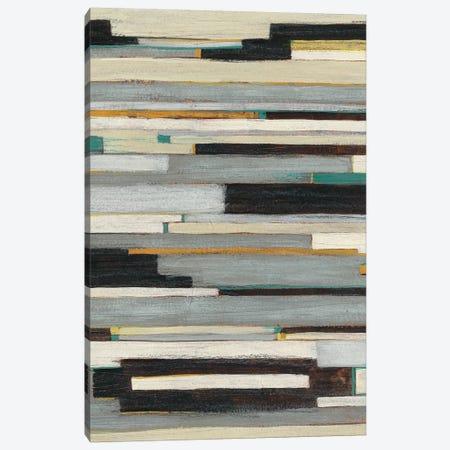 Textile Ratio I Canvas Print #VES179} by June Erica Vess Canvas Art