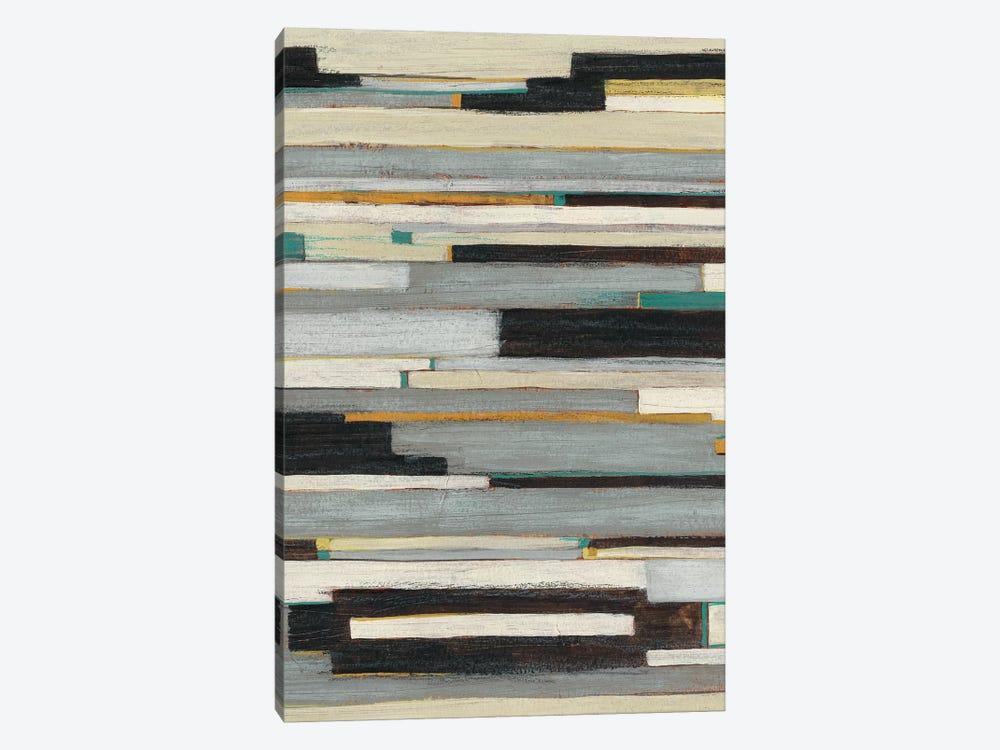 Textile Ratio I by June Erica Vess 1-piece Canvas Print