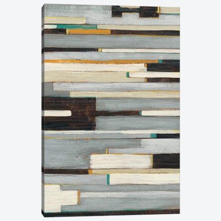 Textile Ratio II 3-Piece Canvas #VES180} by June Erica Vess Canvas Art Print