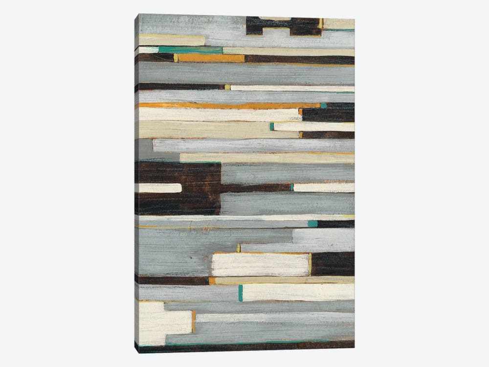 Textile Ratio II by June Erica Vess 1-piece Art Print