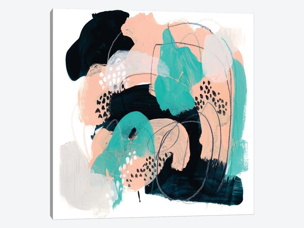 Torrent II by June Erica Vess 1-piece Canvas Art Print