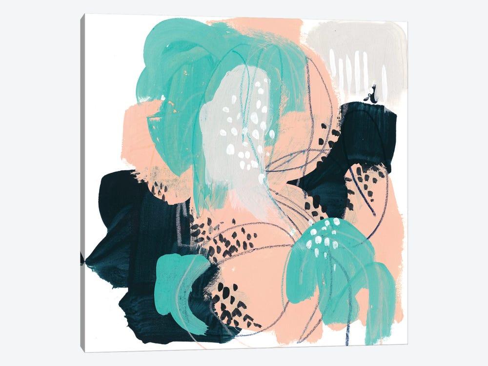 Torrent III by June Erica Vess 1-piece Canvas Wall Art