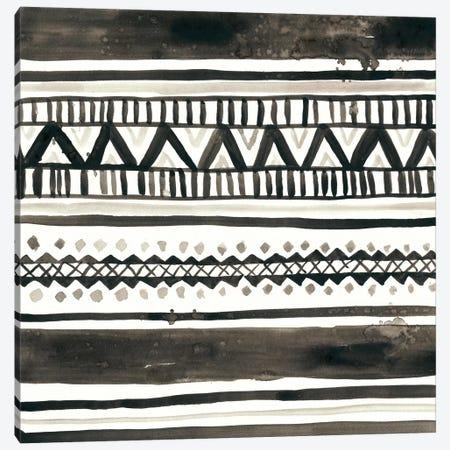 Tribal Echo I Canvas Print #VES185} by June Erica Vess Canvas Art