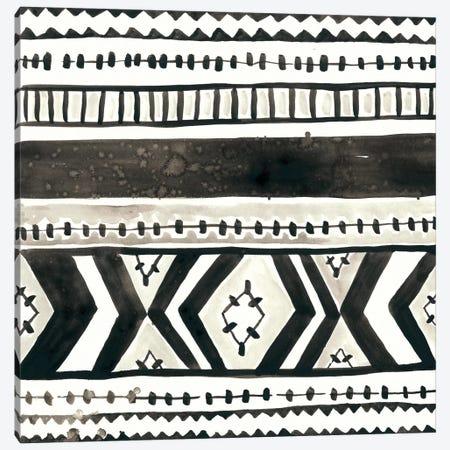 Tribal Echo II Canvas Print #VES186} by June Erica Vess Canvas Art