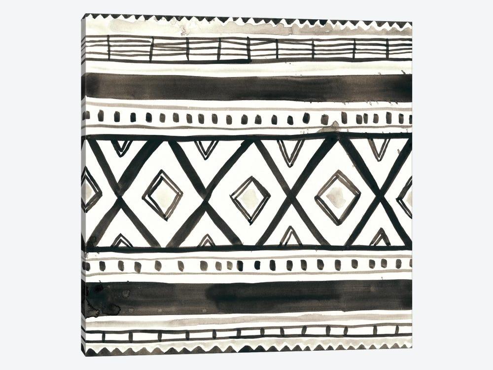 Tribal Echo III by June Erica Vess 1-piece Canvas Wall Art
