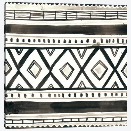 Tribal Echo III Canvas Print #VES187} by June Erica Vess Canvas Art