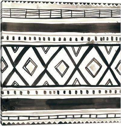 Tribal Echo III Canvas Art Print