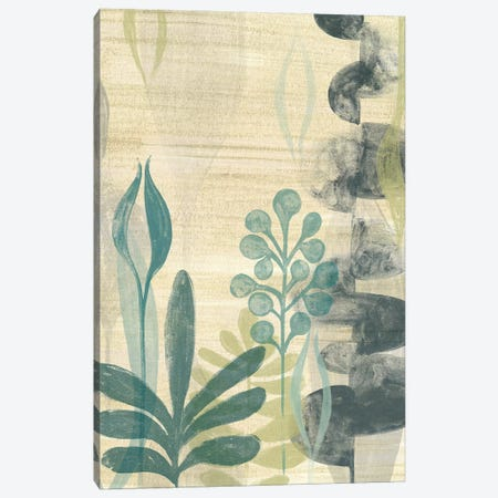 Undersea Garden I Canvas Print #VES193} by June Erica Vess Canvas Art