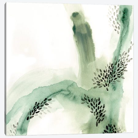 Wave Form IV Canvas Print #VES198} by June Erica Vess Canvas Wall Art