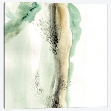 Wave Form VII Canvas Print #VES201} by June Erica Vess Canvas Artwork