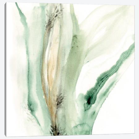 Wave Form IX Canvas Print #VES203} by June Erica Vess Canvas Artwork