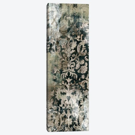 Weathered Damask Panel I Canvas Print #VES204} by June Erica Vess Canvas Art Print
