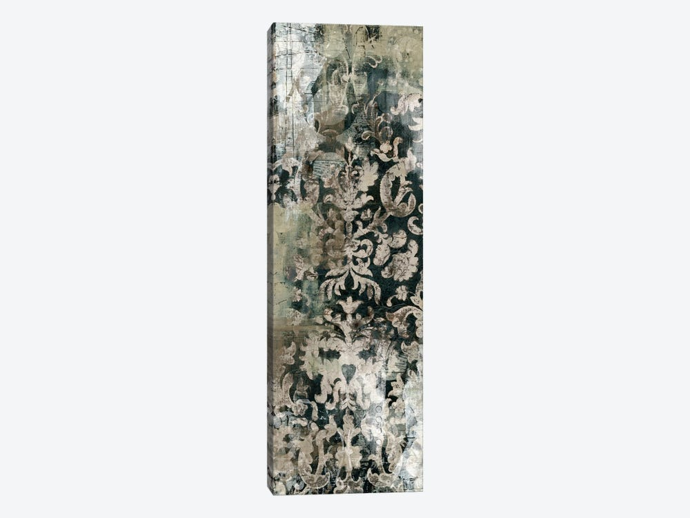 Weathered Damask Panel I by June Erica Vess 1-piece Canvas Art Print