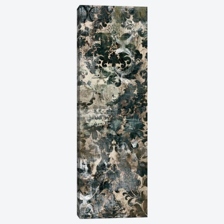 Weathered Damask Panel II Canvas Print #VES205} by June Erica Vess Canvas Print