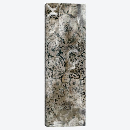 Weathered Damask Panel III Canvas Print #VES206} by June Erica Vess Canvas Print