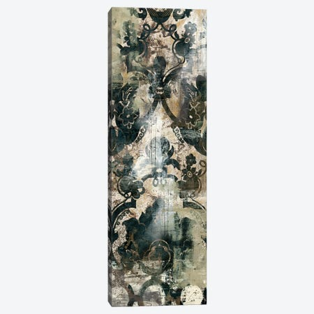 Weathered Damask Panel IV Canvas Print #VES207} by June Erica Vess Canvas Print
