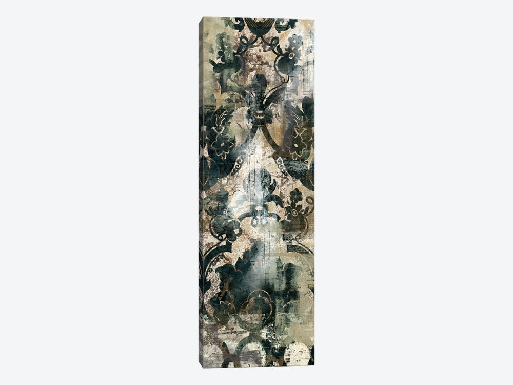 Weathered Damask Panel IV by June Erica Vess 1-piece Canvas Artwork