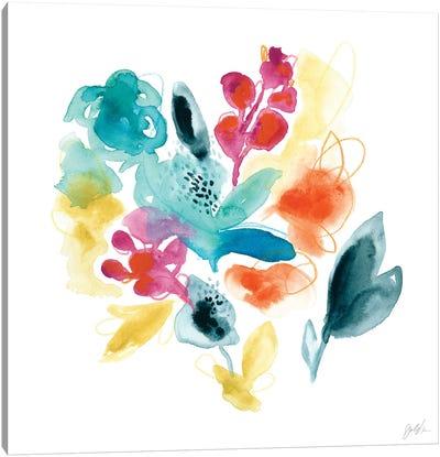 Bloom Spectrum II Canvas Print #VES25