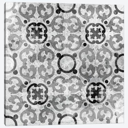 Boho Luxe Tile I Canvas Print #VES34} by June Erica Vess Canvas Wall Art