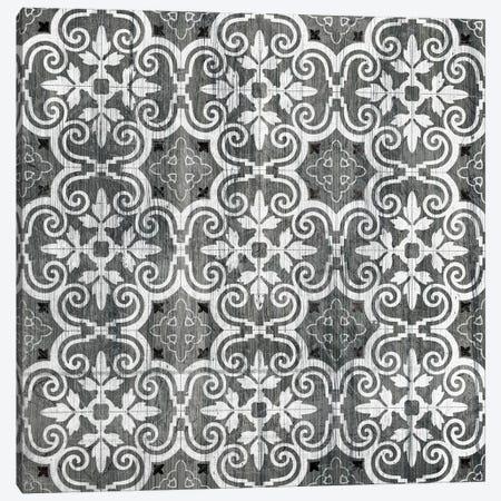 Boho Luxe Tile II Canvas Print #VES35} by June Erica Vess Canvas Artwork