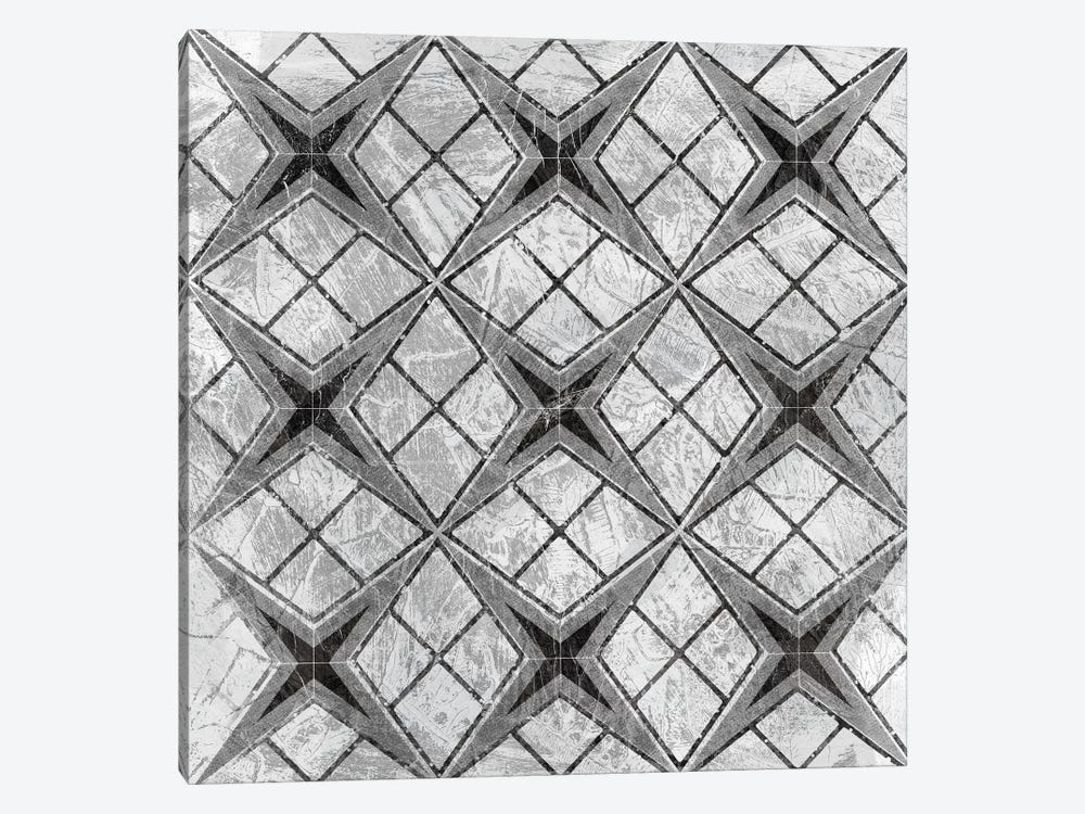 Boho Luxe Tile III by June Erica Vess 1-piece Canvas Art Print