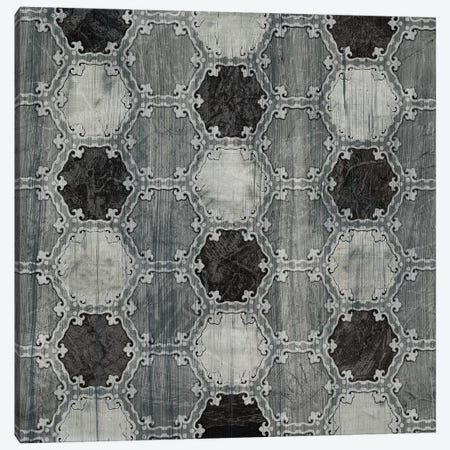 Boho Luxe Tile IV Canvas Print #VES37} by June Erica Vess Canvas Artwork