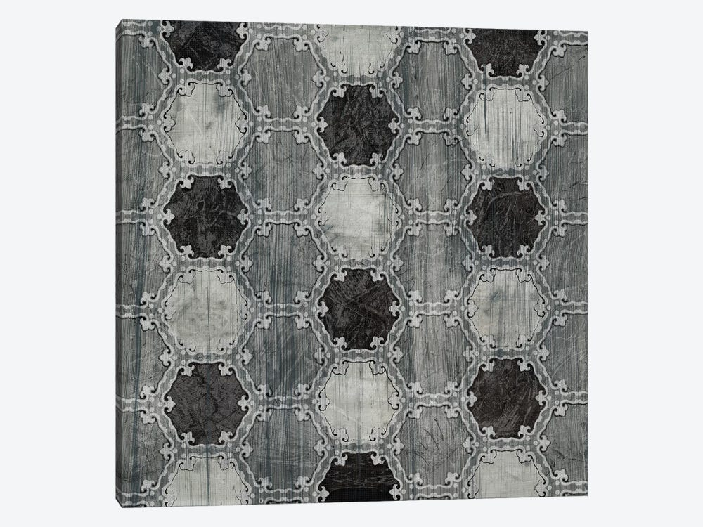 Boho Luxe Tile IV by June Erica Vess 1-piece Canvas Wall Art