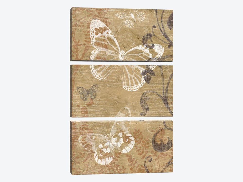 Butterfly Forest II by June Erica Vess 3-piece Art Print