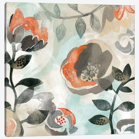 Chromatic Fresco I Canvas Print #VES46} by June Erica Vess Canvas Art Print
